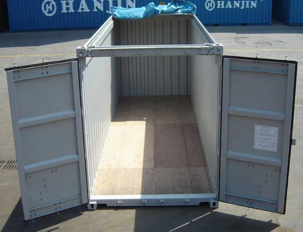 20ft Containers with Open Top
