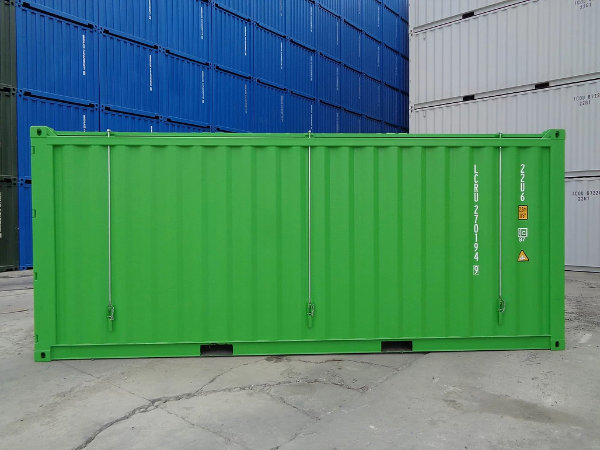 20ft Hard Top Open Top Containers