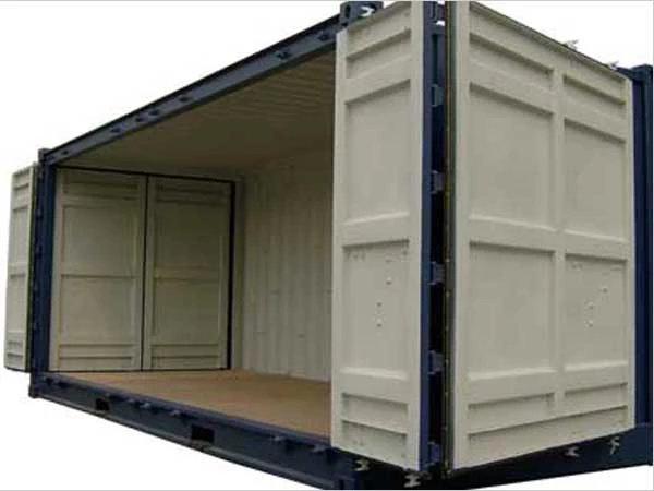 20ft Super Folding Doors