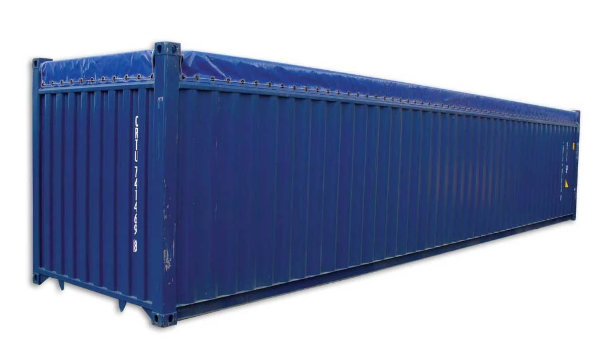 40ft Containers With Open Top​