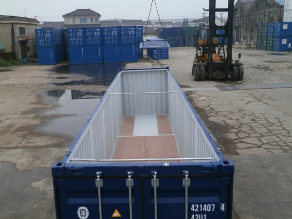 40ft Hard Top Open Top Containers​