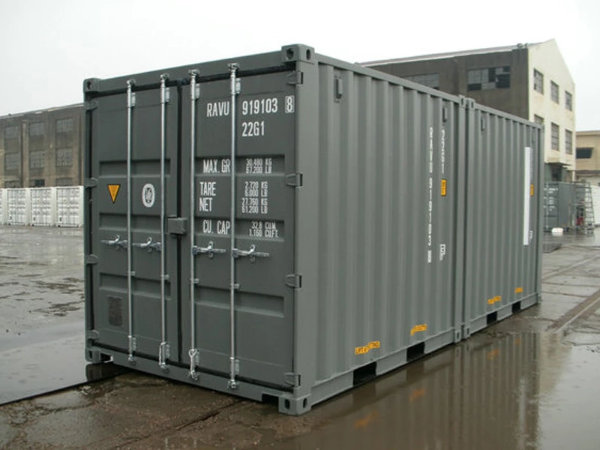 Duo Con Containers