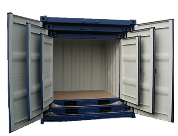 Nested Container Set Open