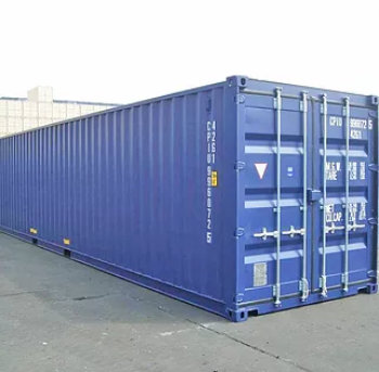 New 40ft Shipping Container