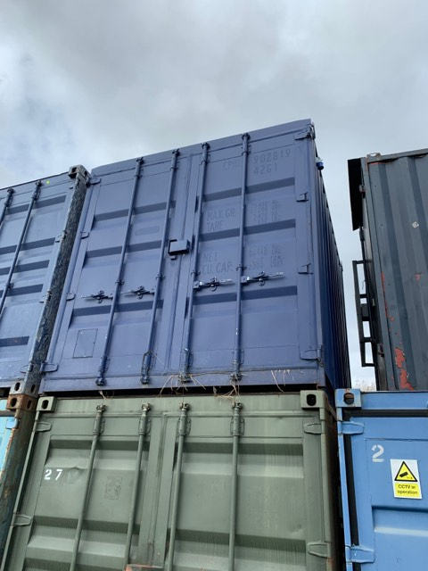 Ships Containers for Sale